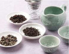お手軽茶器セット+中国茶